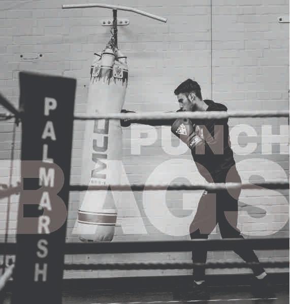 Punching Bag Banner