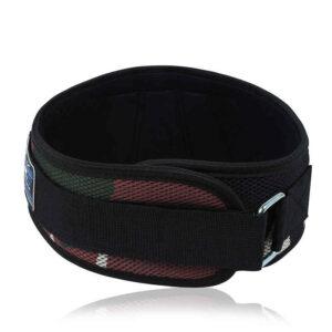 MCD Sports Camo Gym Belt 1