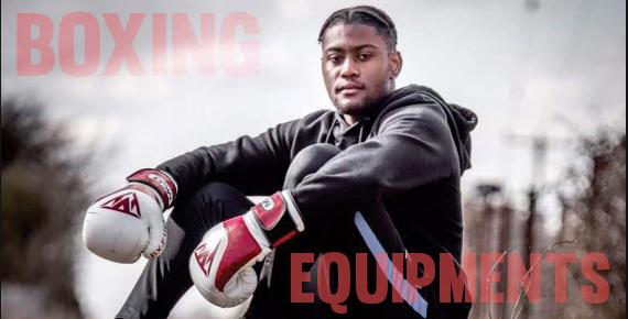 Boxing Equipment Banner Image