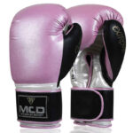 MCD Sports extreme boxing gloves pink 1