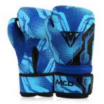 Kids Boxing Gloves Blue 2
