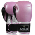MCD Sports extreme boxing gloves pink 2