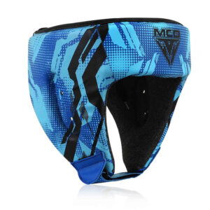 Kids Head Guard Blue 2