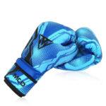 Kids Boxing Gloves Blue 5