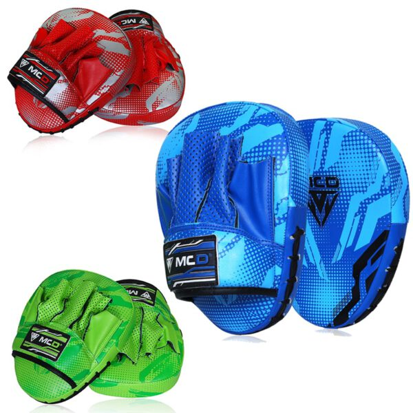 Kids boxing Pads Red, Green Blue