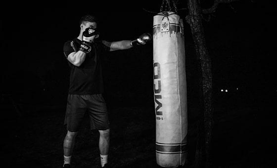 MCD Sports Punching Bag